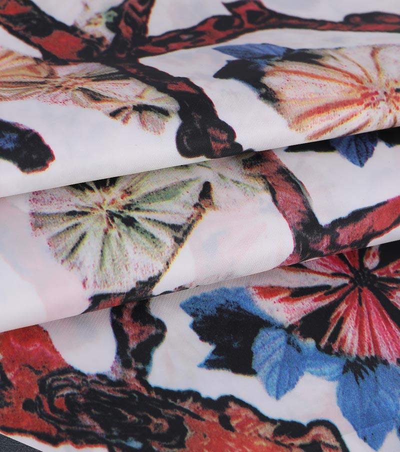 ART.N-2917D Tessuto per stampa digitale in poliestere di nuova moda