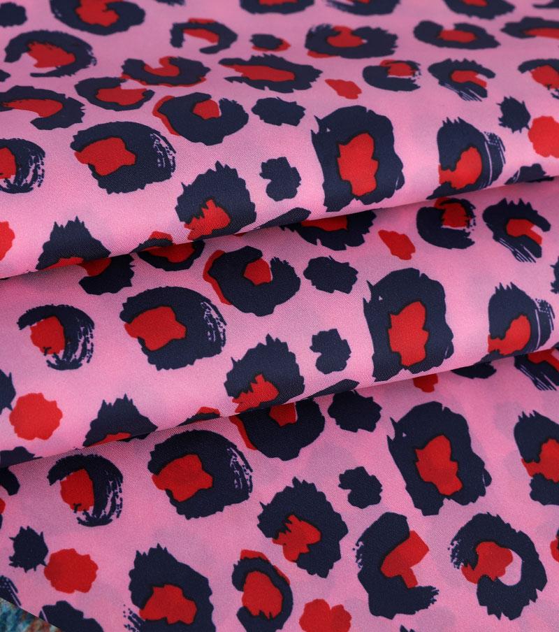 ART.N-2917T Nuovo tessuto per stampa transfer in tessuto chiffonf