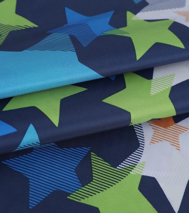 ART.N-2917D Tessuto di stampa digitale Moda popolare